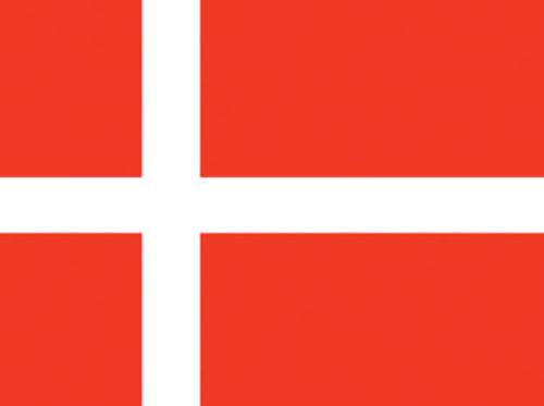 Denmark Nautical Flag