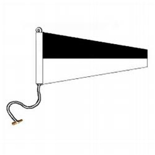 6 International Code Signal Pennant (Rope and Toggle)