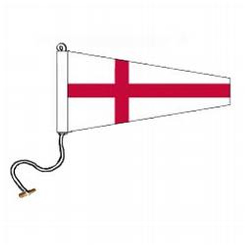 8 International Code Signal Pennant (Rope and Toggle)
