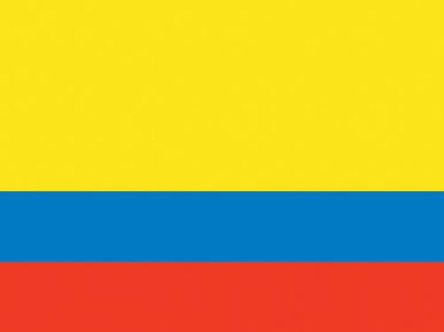 Ecuador (no seal) Nautical Flag