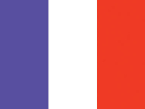 France Nautical Flag