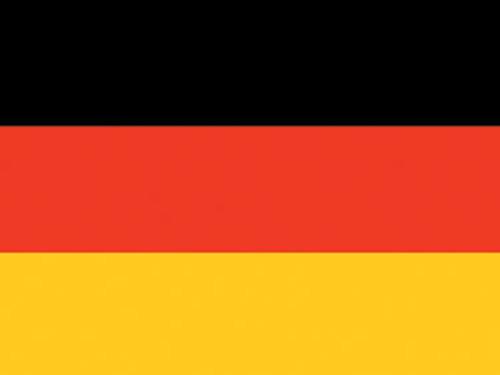 Germany Nautical Flag