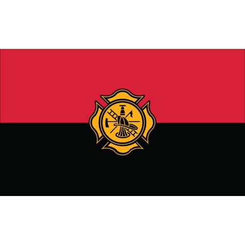 Fireman Remembrance Flag