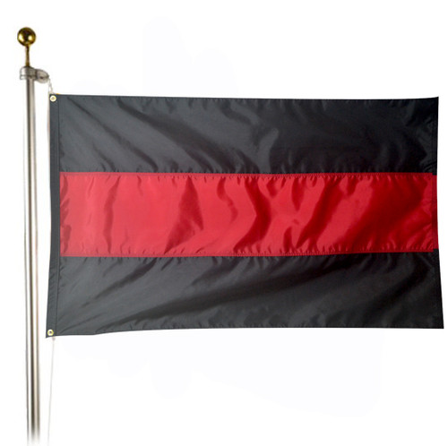 Thin Red Line 3 x 5 Foot Flag