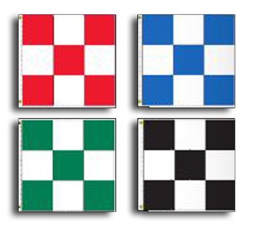Checkered Flag 3'x3'