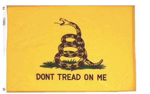 Lightweight Don't Tread On Me Gadsden Flag