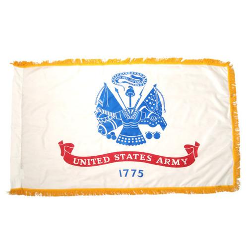 US Army Fringed Flag