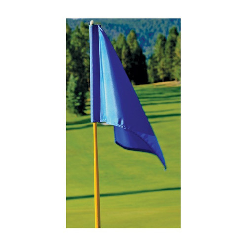 Royal Blue Golf Flag