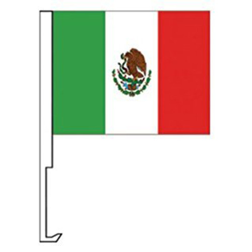 Mexico Car Flag
