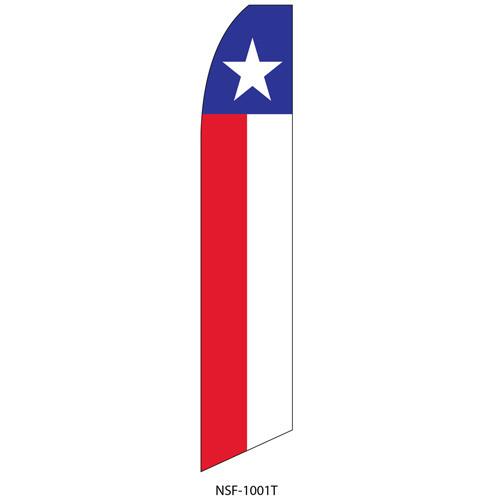 Texas Feather Flag