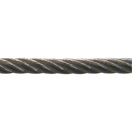 Stainless Steel 1/8 Inch Aircraft Cable