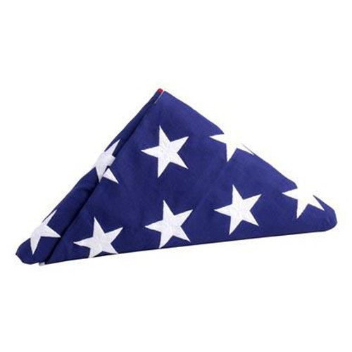US Casket Flag
