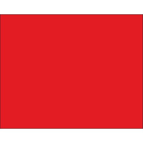 "Stop/Halt Auto Racing Flag 24"" x 30"" - Mounted"