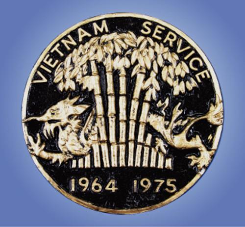 Vietnam Service Grave Marker