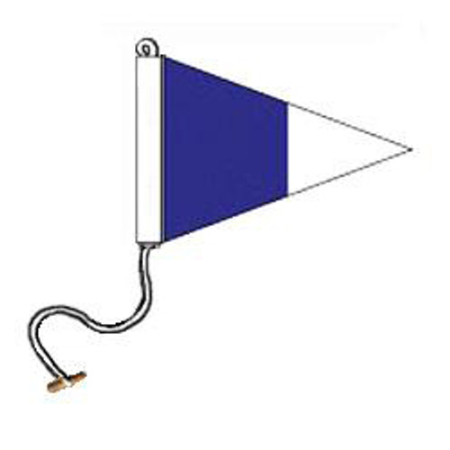 Repeat Second Flag (2nd Substitute) - With Rope and Toggle