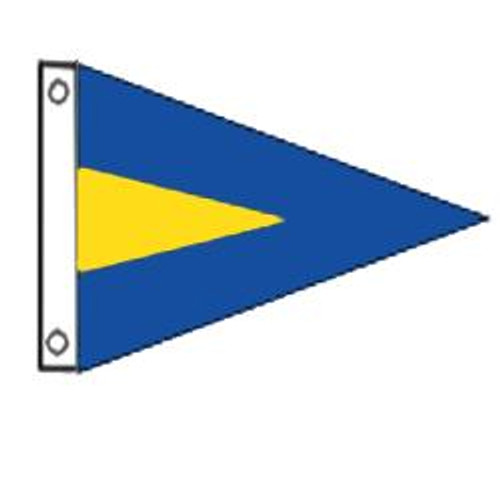 Repeat First Flag (1st Substitute) - With Grommets