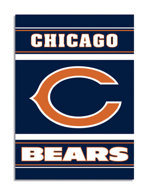 Chicago Bears House Banner