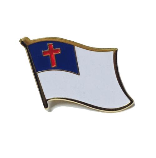 Christian Lapel Pin
