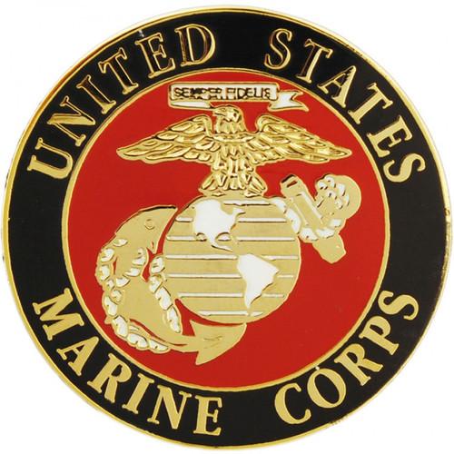 Marines Lapel Pin
