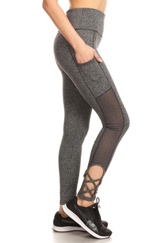 Wholesale Premium High Waisted Sport Ready Leggings