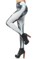 Left Side Image of DP-1136KDK - Wholesale Premium Graphic Leggings