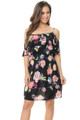 Wholesale Dainty Flowing Floral Summer Dress