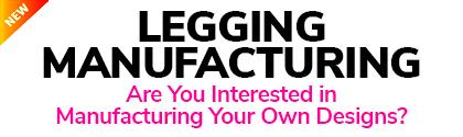 Wholesale Legging Manufacturing
