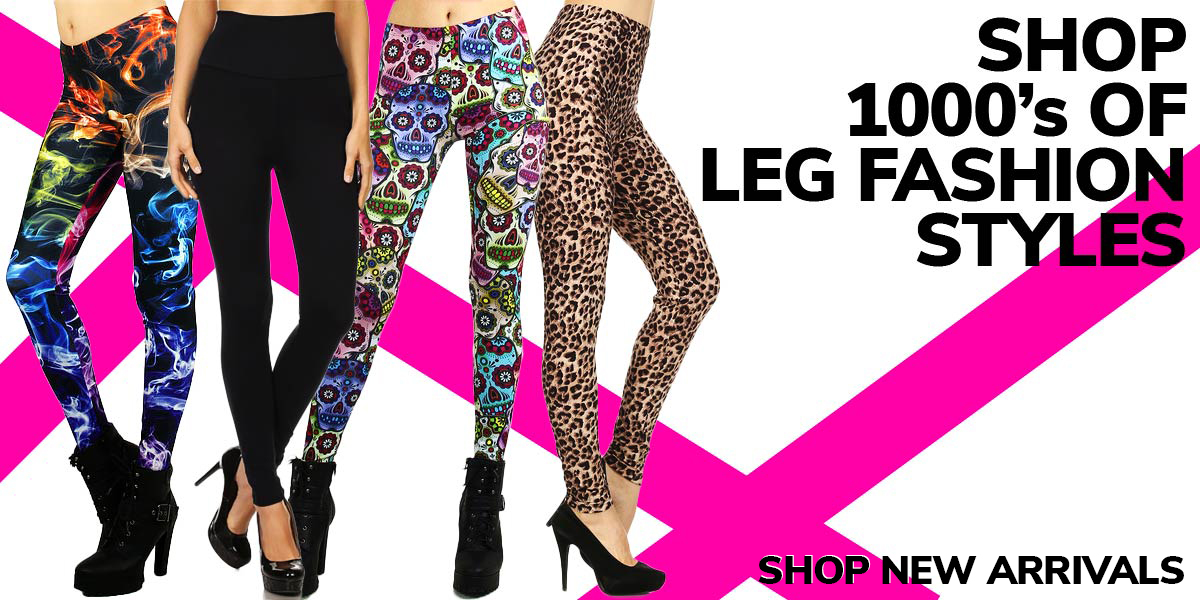 Shop Wholesale Leggings and Women's Fashion