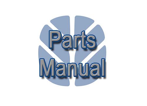NH 1068/1069 Parts Manual