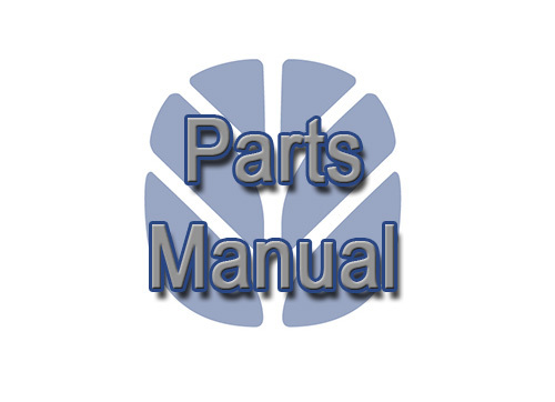 NH S1049 Parts Manual