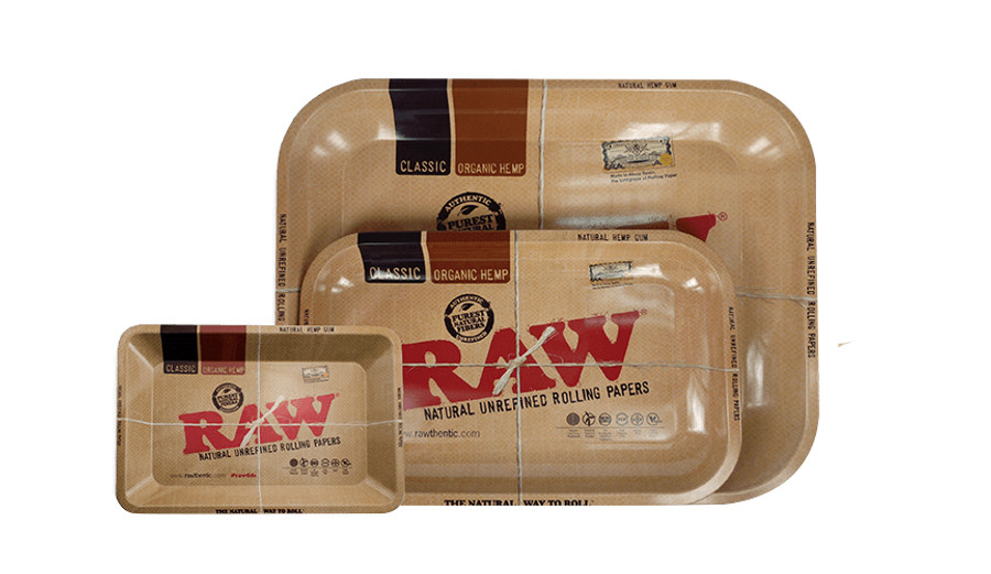 Metal Rolling Tray by RAW