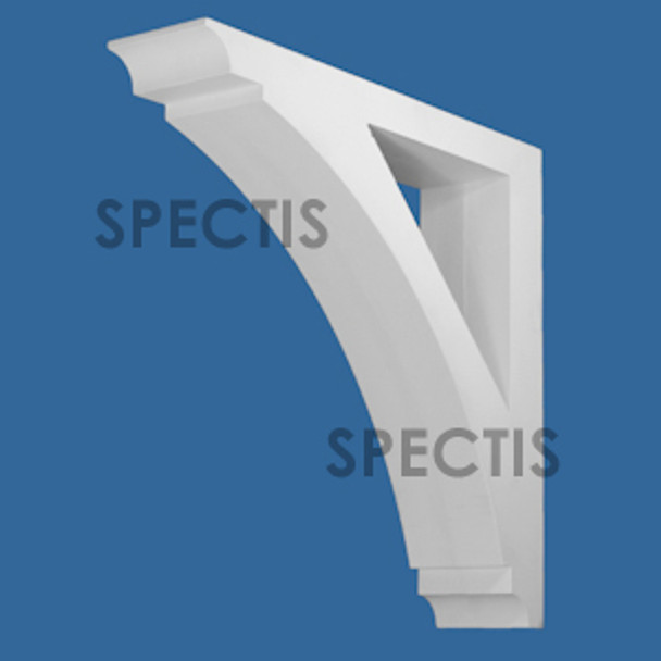 "BL3071 Spectis Eave Block or Bracket 6""W x 28.5""H x 26.5"" Projection"