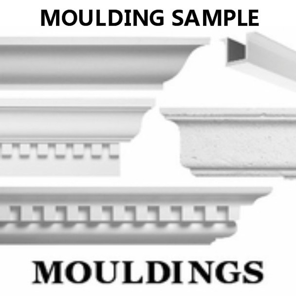SAMPLE MOULDINGS - MD1000 to MD1191 - $4.00 Each plus shipping