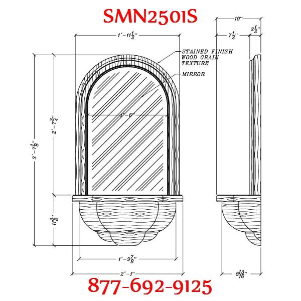 smn2501s-stained-woodgrain-spectis-wall-niche.jpg