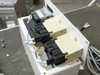 Hengstler Electromechanical Totalizing Counter Panel 8 digit 464 468 0 891 321