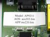 APC AP9606 Smart Slot Web SNMP 10Base-T Network Management Card