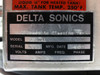 "Delta Sonics DT1021 Ultrasonic Cleaning Tank 21"" x 10"" x 10"" -AS-IS"
