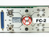 Maxtech BRC-1201 C-Band 1:2 Redundant LNB System Controller - Missing Covers