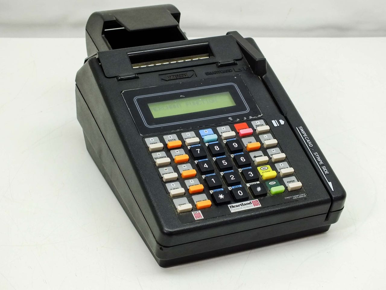Hypercom Credit Card Reader (T77-F) ...