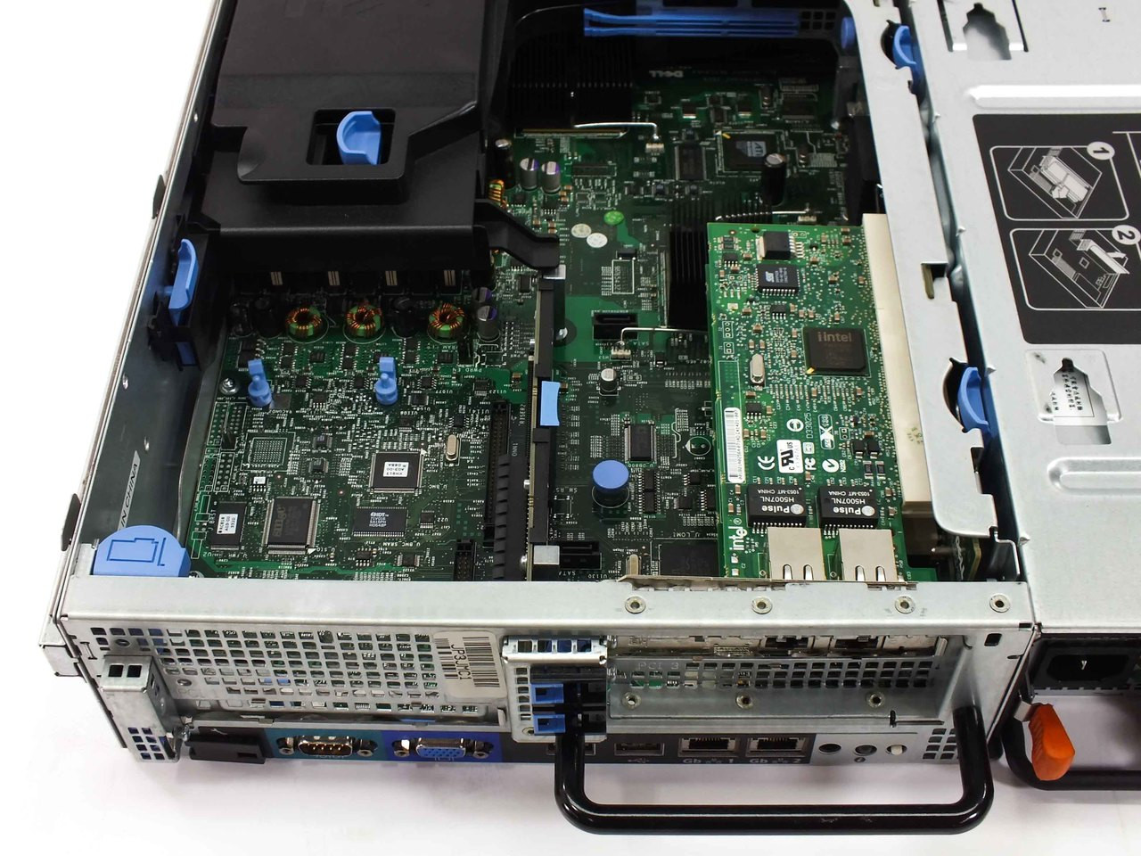 Dell Poweredge 2950 Intel Xeon Dual Core 30ghz Rackmount Server Wiring Diagram 4gb Ram