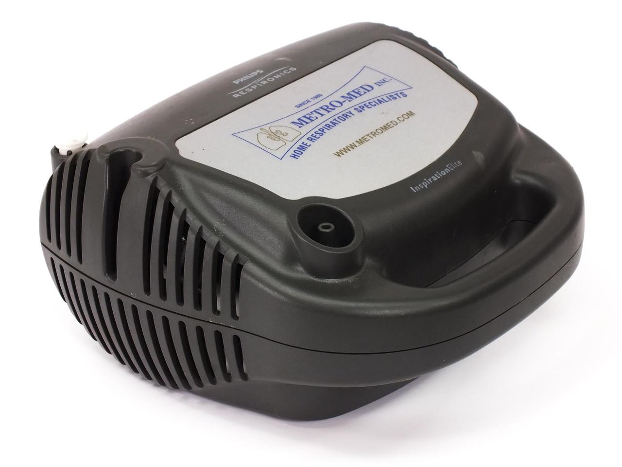 philips respironics hs456 inspiration elite nebulizer compressor rh recycledgoods com Philips Respironics System One Parts Philips Respironics Nebulizer