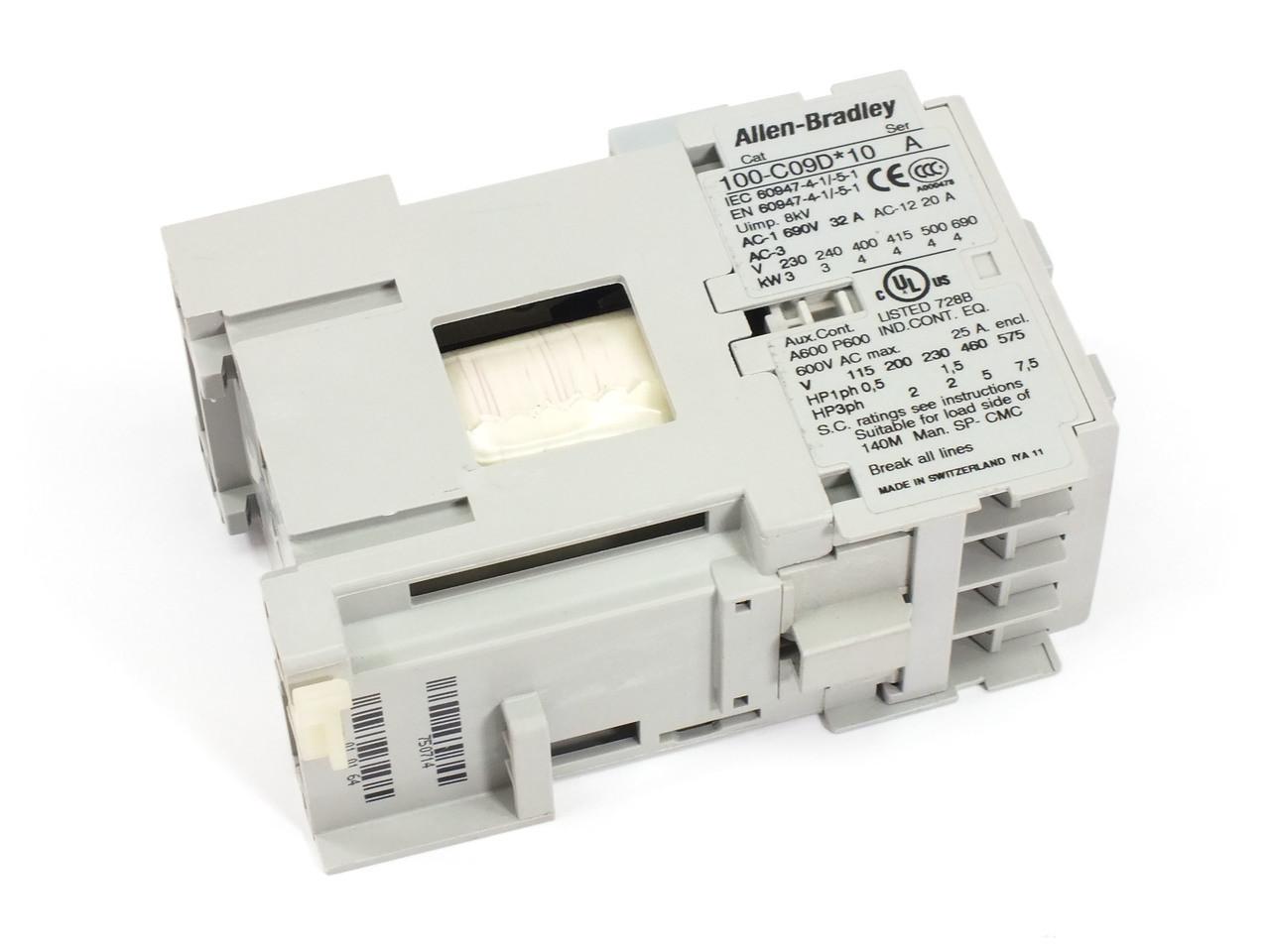 Wiring-diagram-allen-bradley-contactor & \