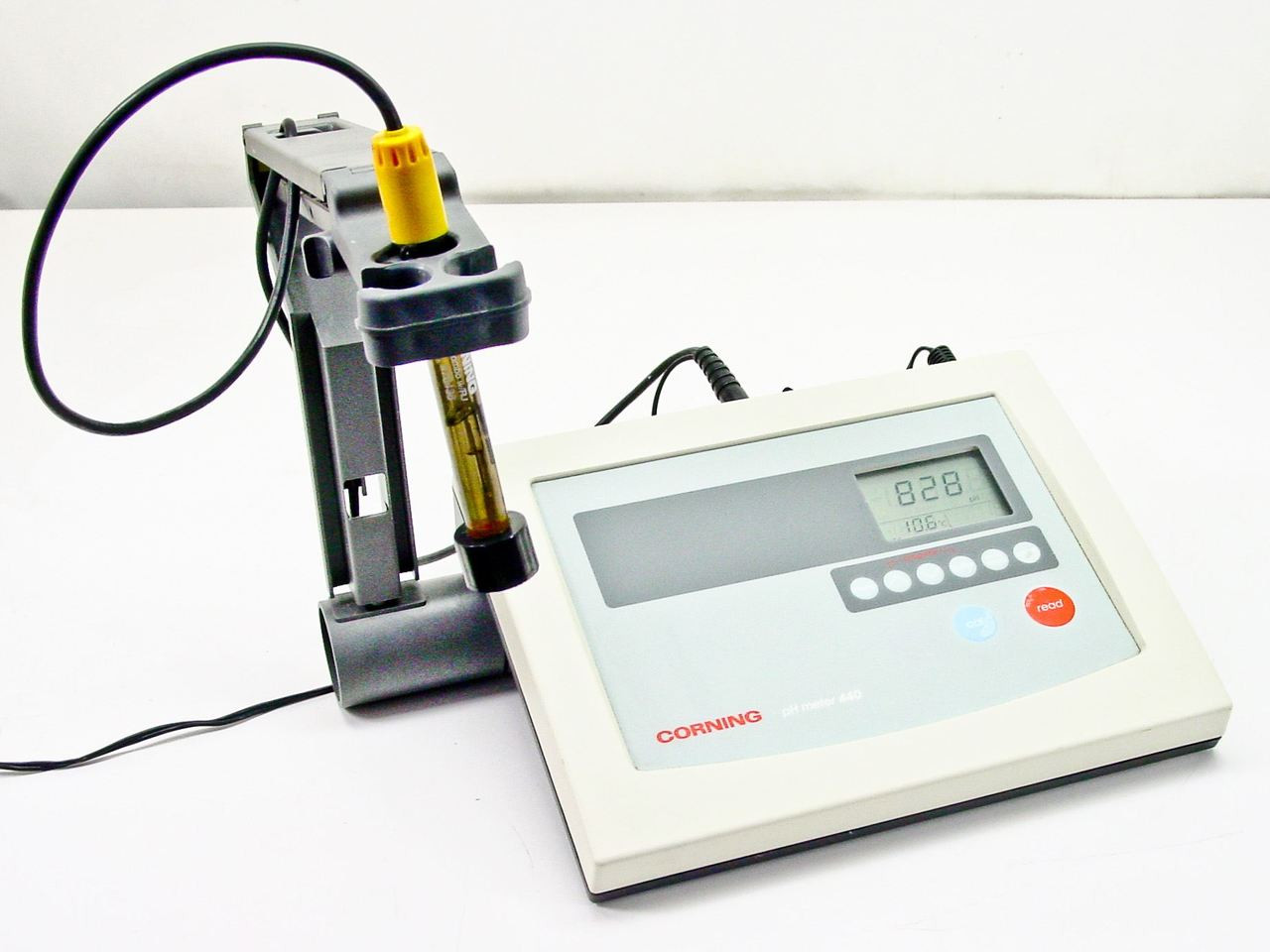 Corning 440 PH Meter with 3 in 1 Combo Electrode Cat No.