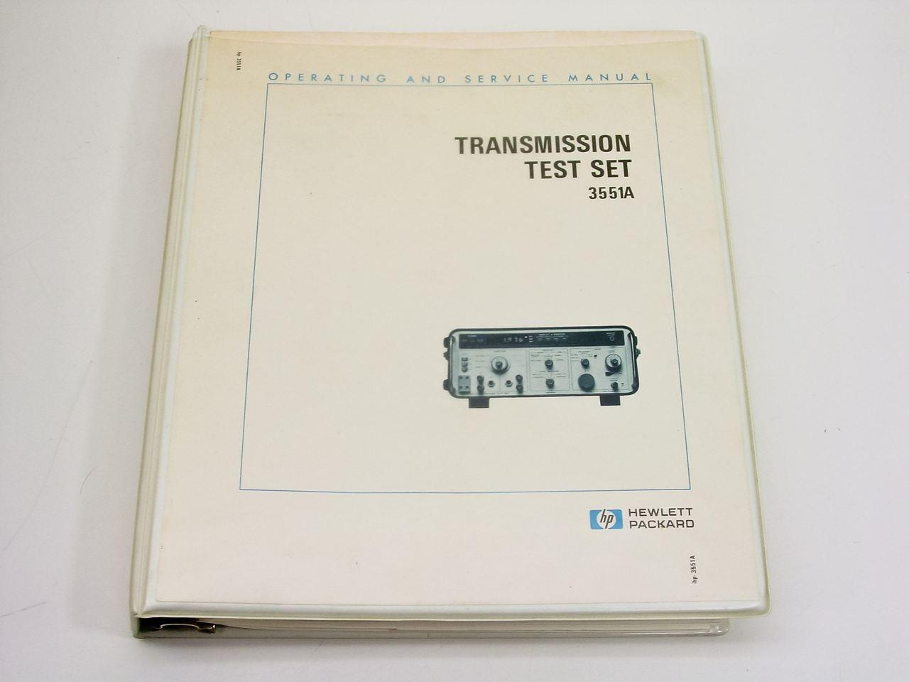Hp Service Manual