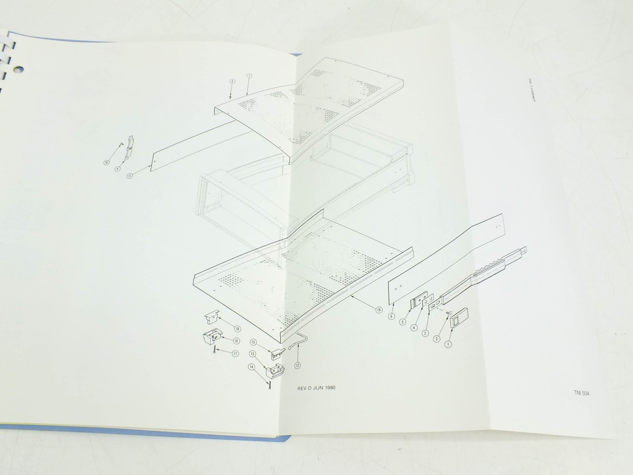 Tektronix TM504 Power Module Instruction Manual 070-1716