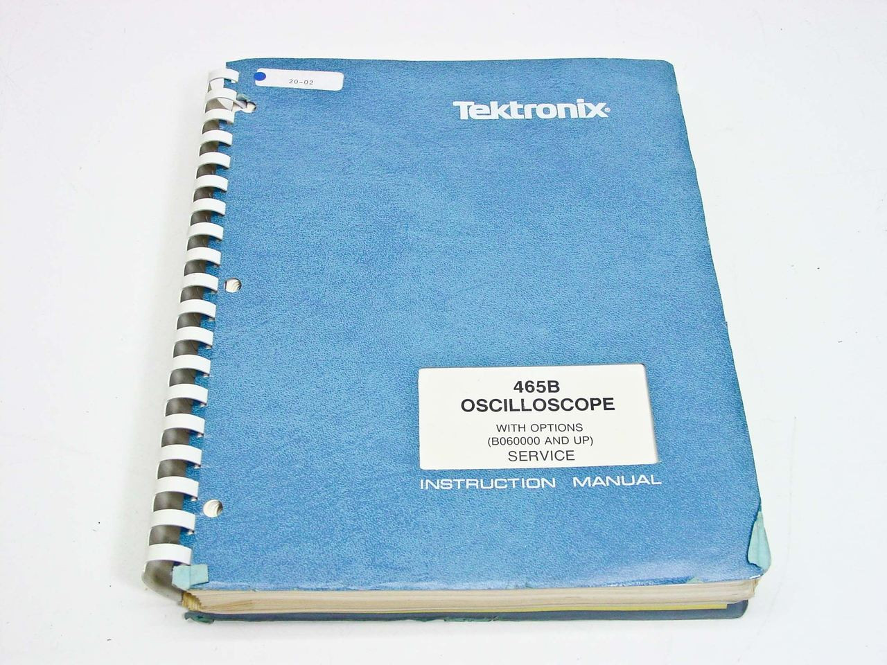 tektronix 465b with opt service manual recycledgoods com rh recycledgoods com tektronix oscilloscope 465 manual tektronix 465b manual free download