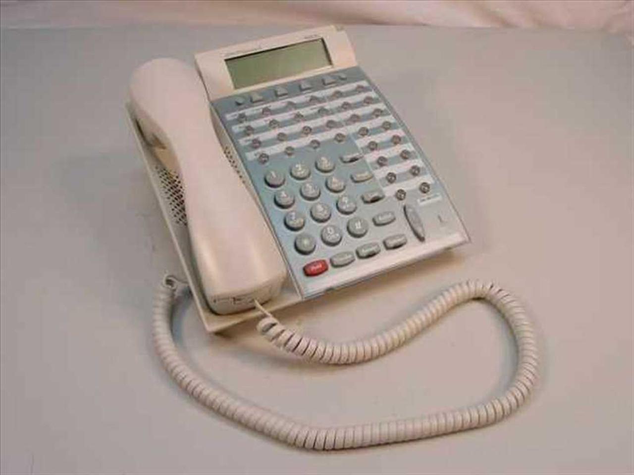 NEC Dterm Series E Telephones DTP-32D-1(WH) TEL NEAX ...
