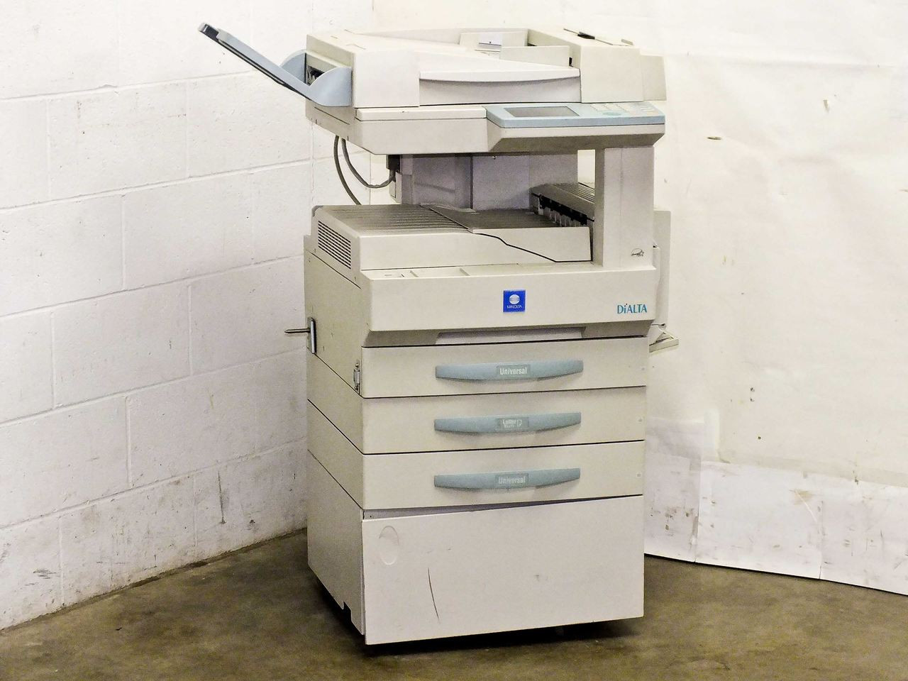 minolta di351 dialta digital copier for parts recycledgoods com rh recycledgoods com