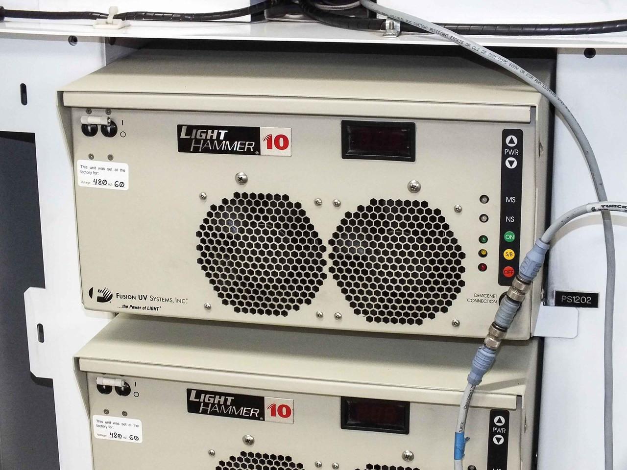 Fusion Uv Systems Mpe Lh10 4 3 Light Hammer 10 Irradiator