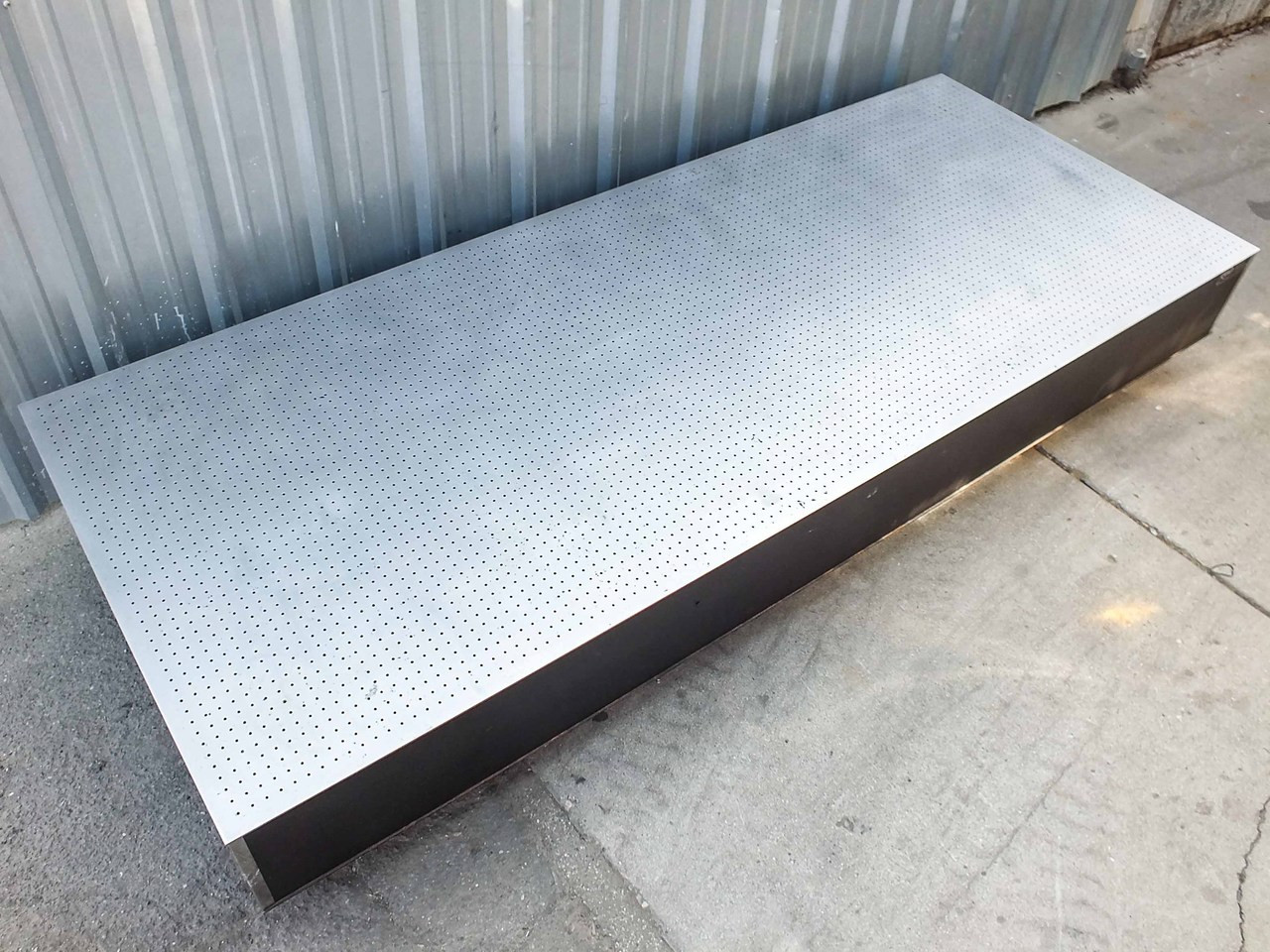 Newport Nrc 10 X 4 X 12 Quot Stainless Steel Optical